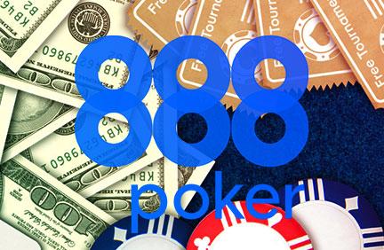 888poker deposit bonus